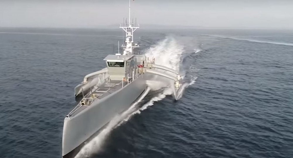 darpa sea hunter - naval post