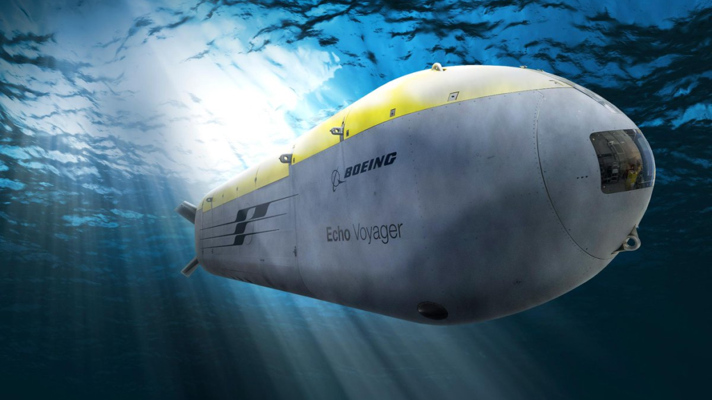 echo voyager boeing - naval post- naval news and information