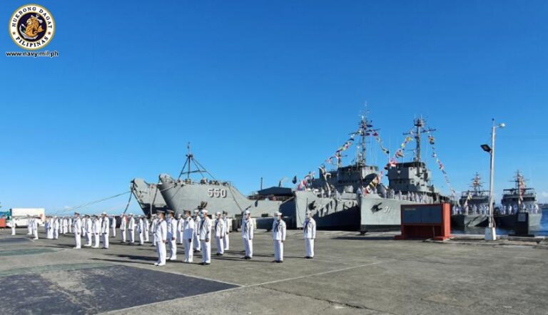 Philippine Navy decommissioned 4 legacy ships