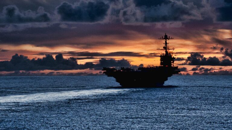 How Safe the U.S. Nuclear Powered Warships?