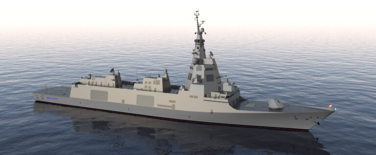 Spanish Navy to equip F110 class frigates with laser weapon systems