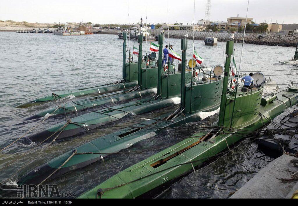 ghadir class submarine 2 - naval post- naval news and information