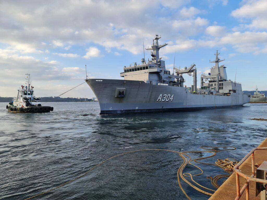 hmas stalwart 2 - naval post- naval news and information