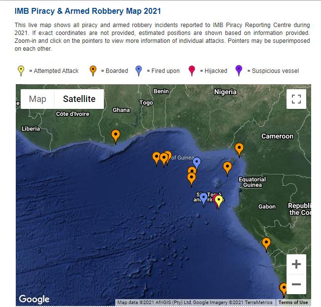 imb piracy map - naval post- naval news and information