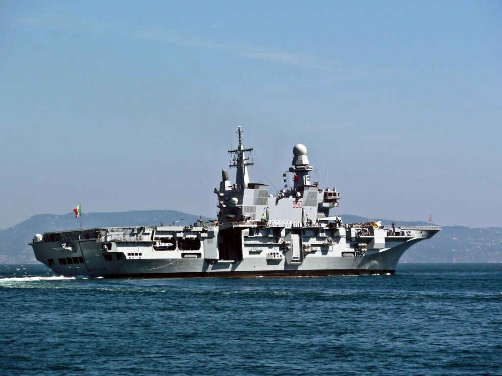its cavour 3 - naval post- naval news and information