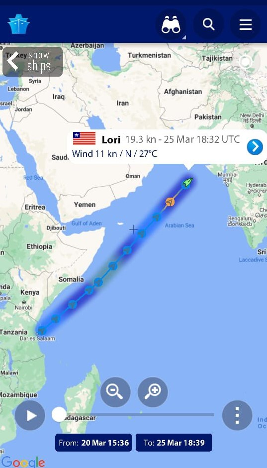 lori track marine traffic - naval post- naval news and information