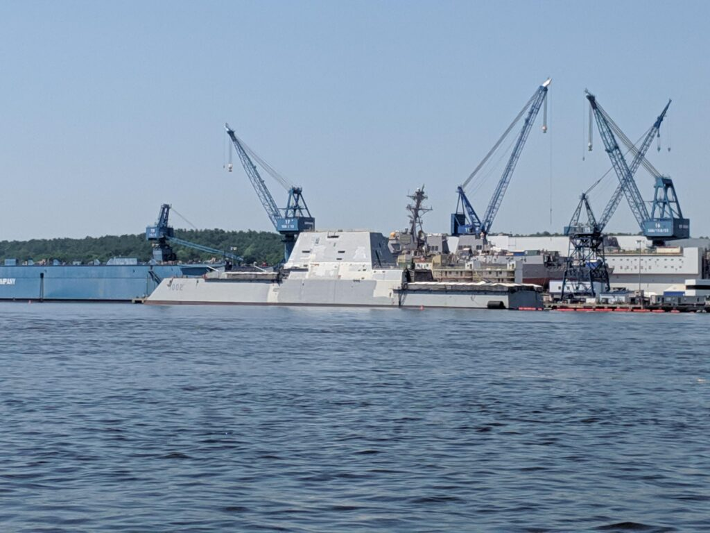 lyndon b. johnson ddg 1002 - naval post- naval news and information