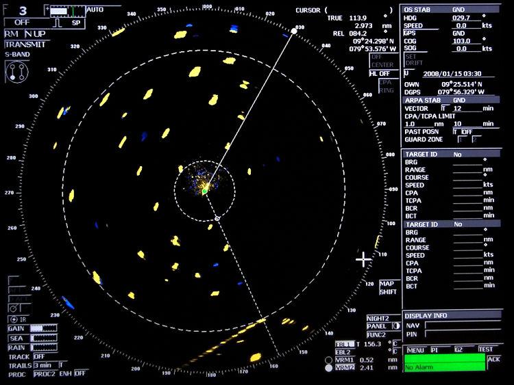 marine radars - naval post- naval news and information