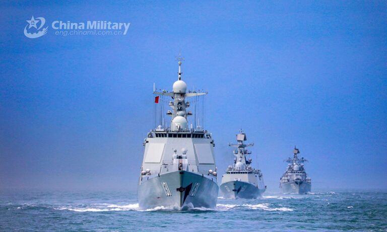 China conducts military exercises southwest and southeast of Taiwan