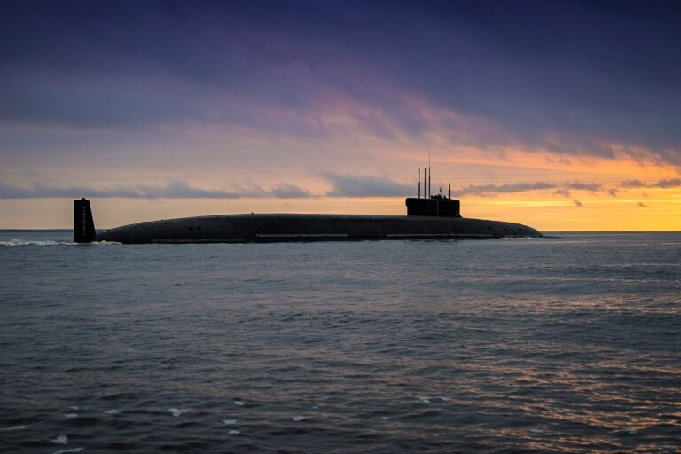 Russian Navy to get three nuclear-powered submarines by year-end