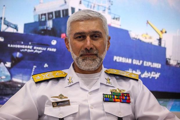 rear admiral amir rastegari - naval post- naval news and information