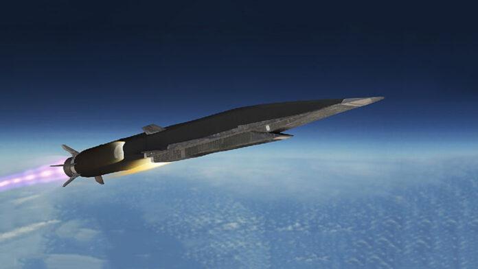 Russian Zircon Missile Concept