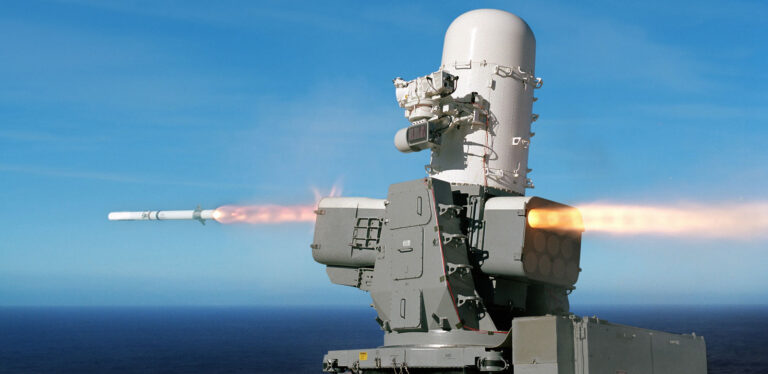 Why U.S. Navy select SeaRAM for its most recent warships?