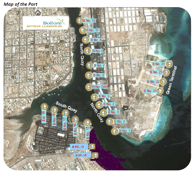sudan port map - naval post- naval news and information