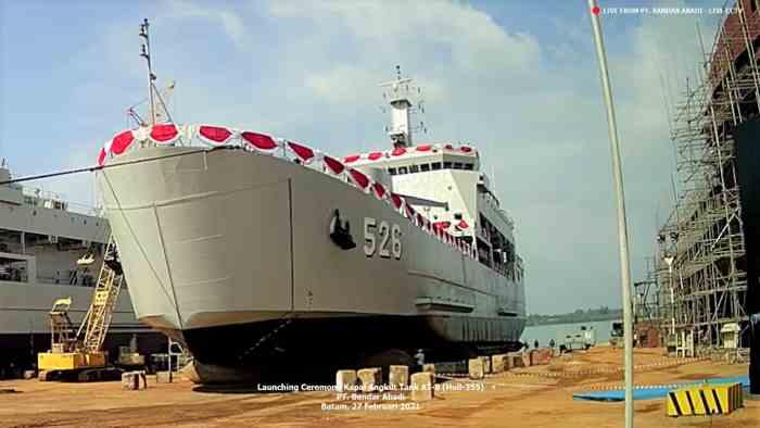 teluk weda - naval post- naval news and information