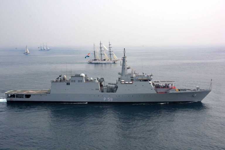 Indian Navy ships to visit the Bangladesh's historic Port City of Mongla for the 1st time