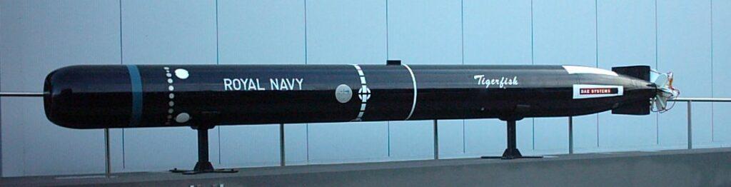 tigerfish torpedo - naval post- naval news and information
