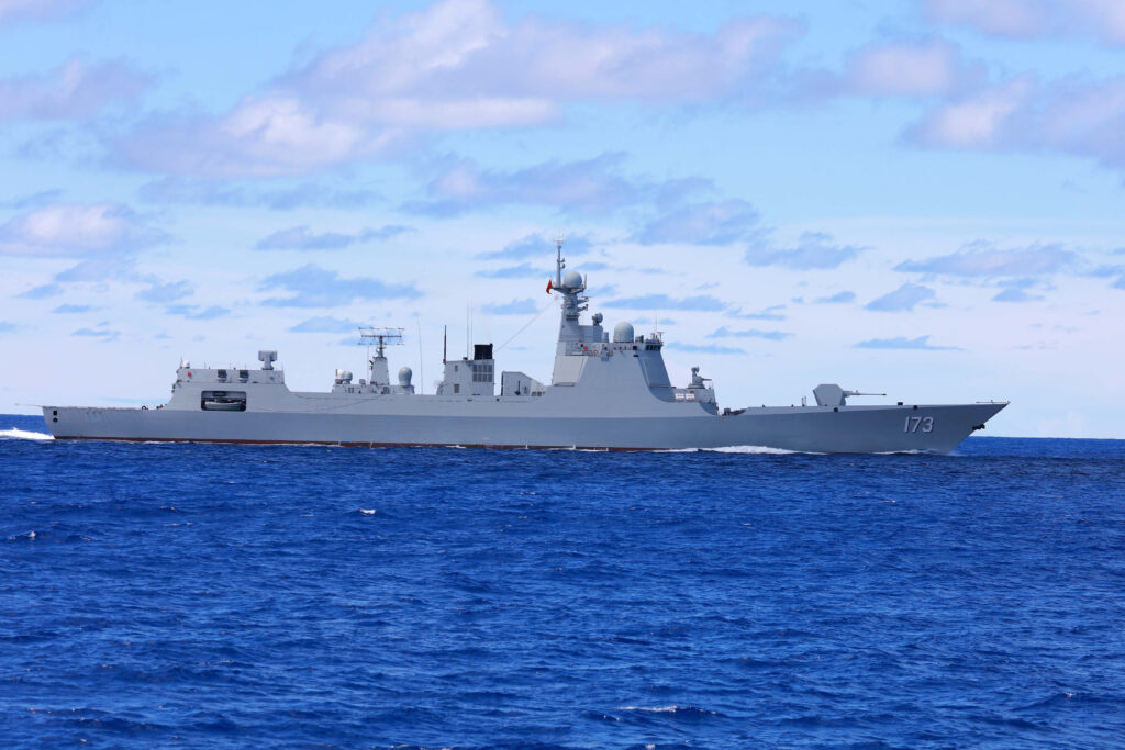 type 052d - naval post- naval news and information