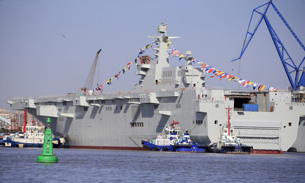 type 075 lhd - naval post- naval news and information