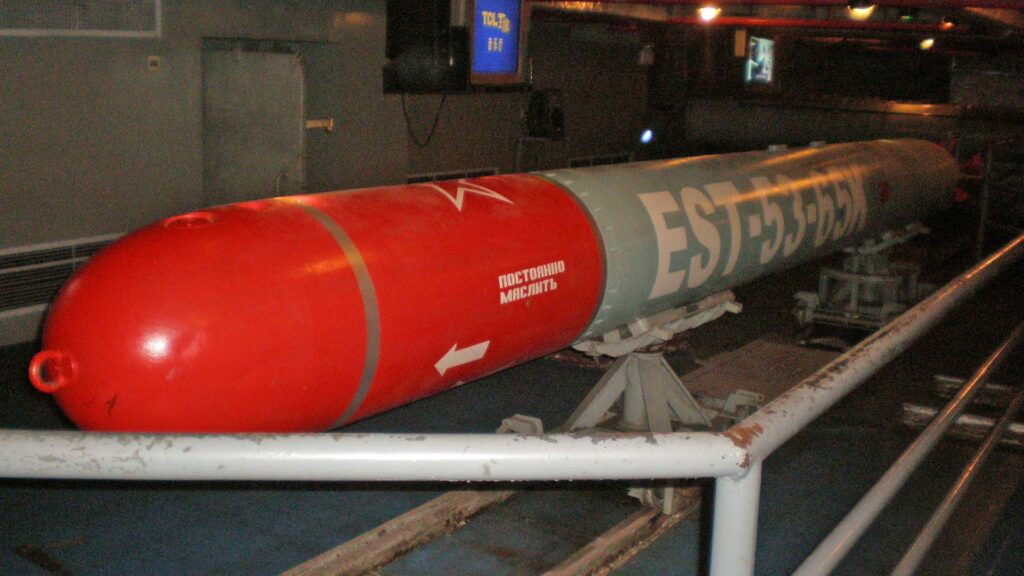 type 53 torpedo russian navy - naval post- naval news and information
