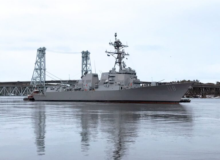 U.S. Navy Accepts Delivery of Future USS Daniel Inouye
