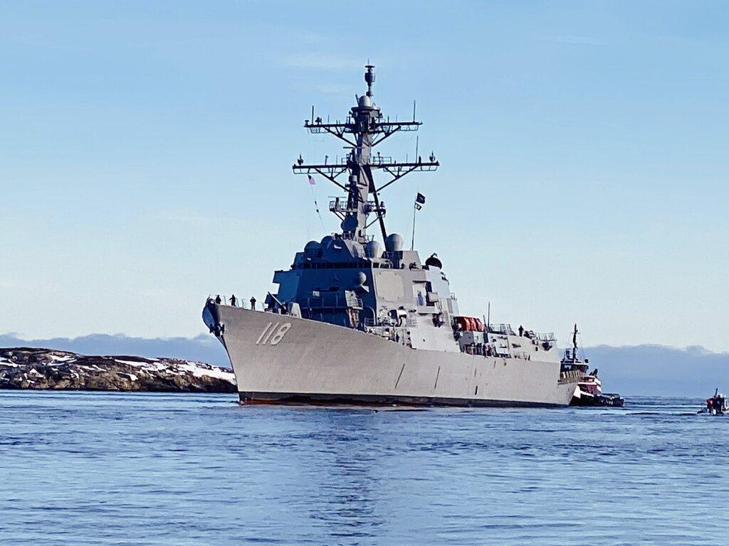 uss daniel inouye ddg 118 - naval post- naval news and information