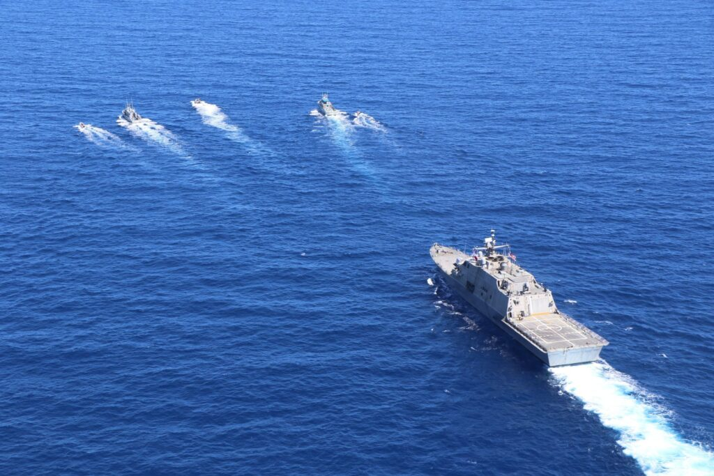uss wichita caribbean exercise 5 - naval post- naval news and information