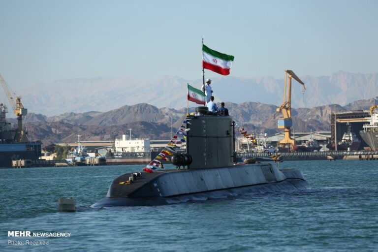Iran Plans to Equip IRGC with Domestically-built Subs