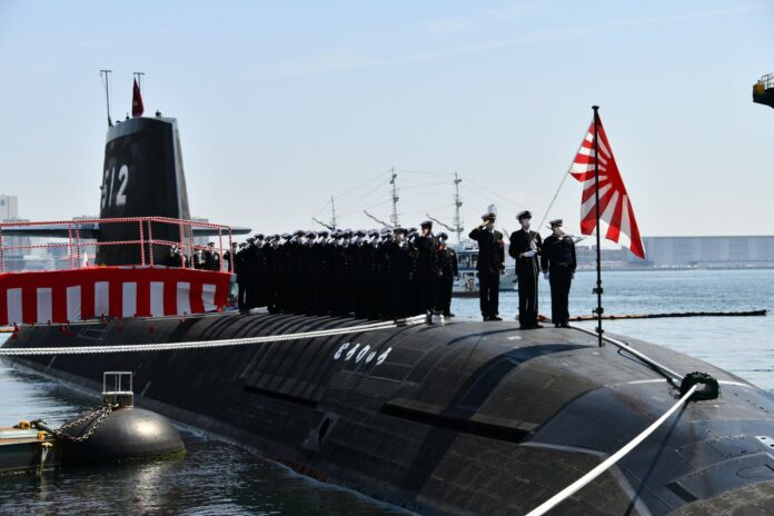 Japan Commissions Its 2nd Li-Ion Battery Submarine JS Tōryū