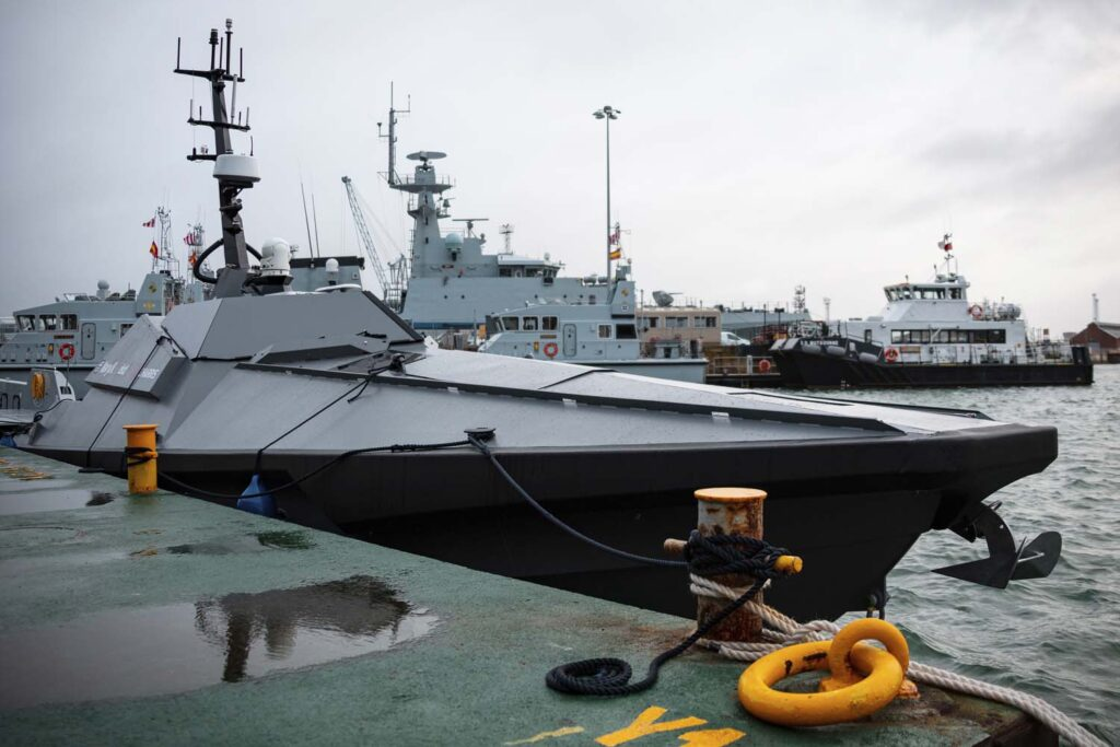 madfox usv 2 - naval post- naval news and information
