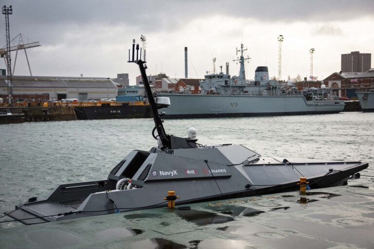 Royal Navy commissions Madfox Unmanned Surface Vessel