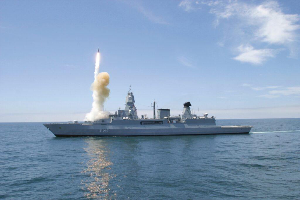 frigate destroyer