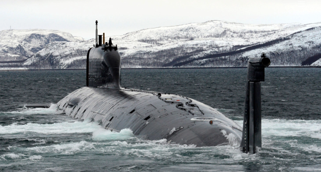 yasen - Naval Post