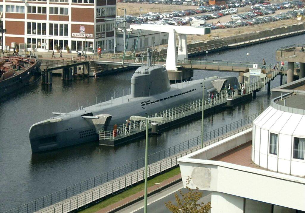 2004 bremerhaven u boot museum sicherlich retouched - naval post- naval news and information