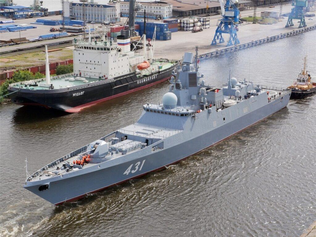 admiral kasatonov - naval post- naval news and information