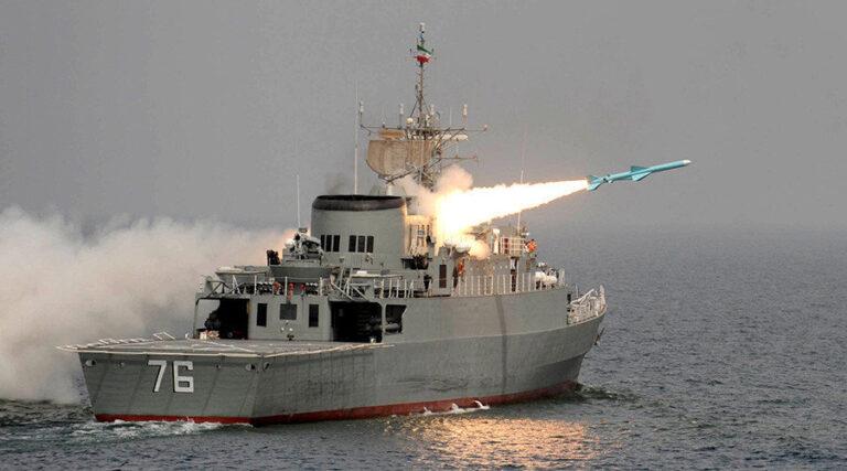 Understanding Iran's Naval Forces, IRIN/IRGCN