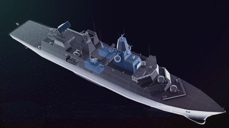 PT PAL Indonesia in Search of Indonesian Future Frigate Design