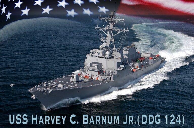 GD lays keel of Future USS Harvey C. Barnum, Jr.