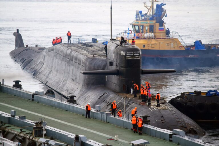 Russian Navy to decommission Delta IV-class nuc-powered submarine in 2022