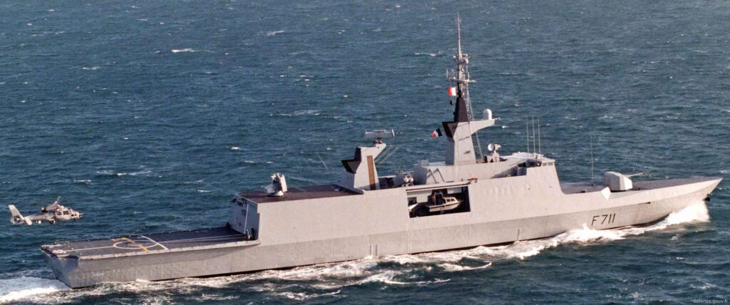 f711 surcouf 12 - naval post- naval news and information
