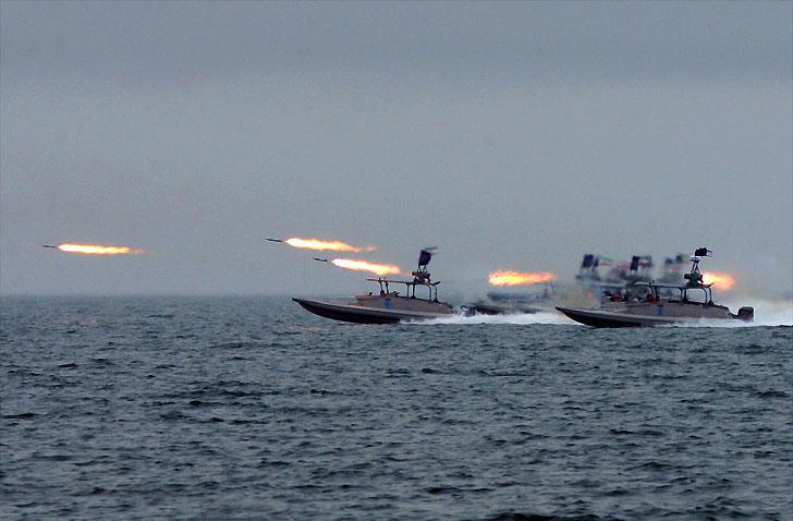 irgc naval exercise 2015