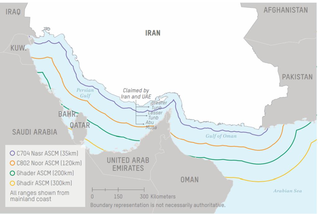 iranian coastal defense cruise missiles - naval post- naval news and information