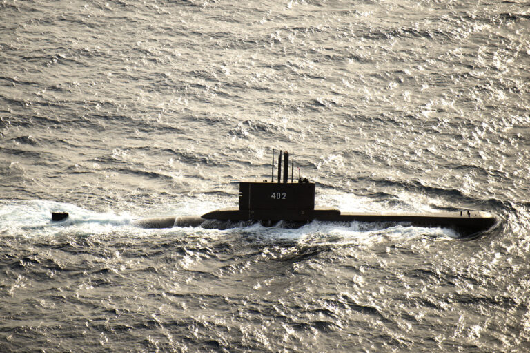 UPDATED: Indonesian Navy lost communication with the submarine after training