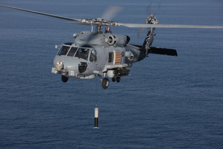 Thales to Supply 55 ALFS Dipping Sonars to the U.S. Navy and Foreign Navies