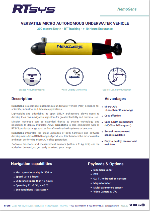 nemosens - naval post- naval news and information