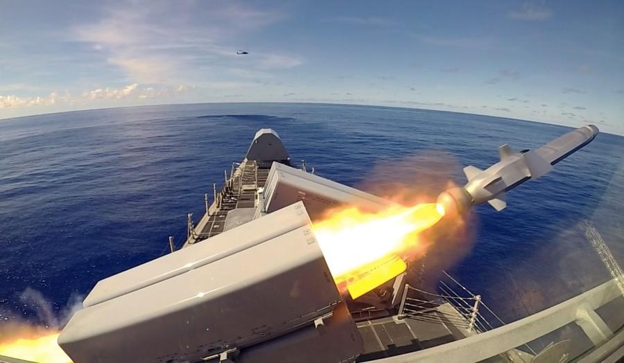 naval strike missile 1 - naval post- naval news and information