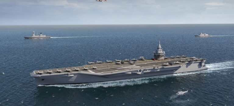 French MoD inaugurates the industrial design platform of the future carrier
