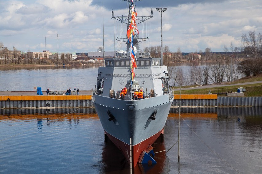 peter ilyichev 1 - naval post- naval news and information