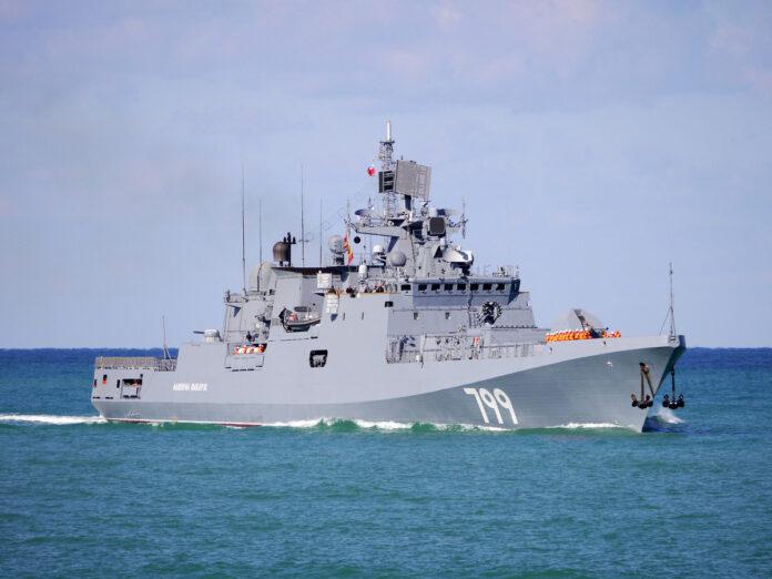 Black Sea Admiral Makarov