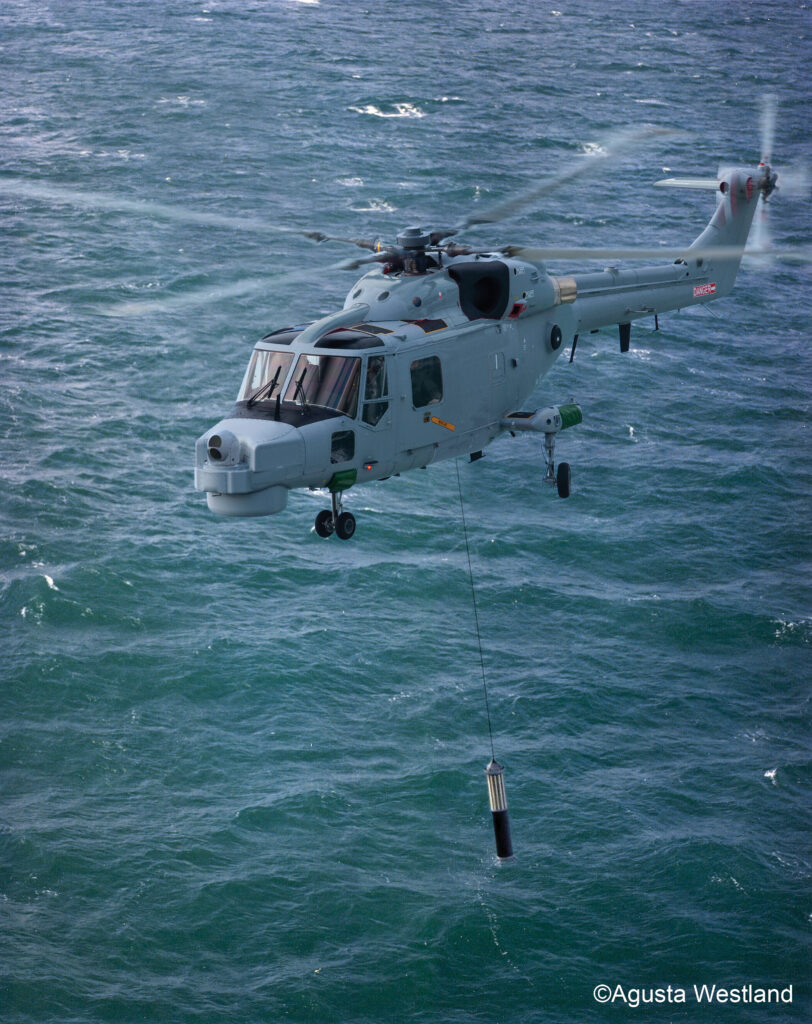 thales flash dipping sonar - naval post- naval news and information